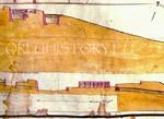 1753, προφίλ προμαχώνων και εξωτερικών φρουρίων