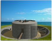 Πύργος Maitland/Schulenburg 3D digital reconstruction