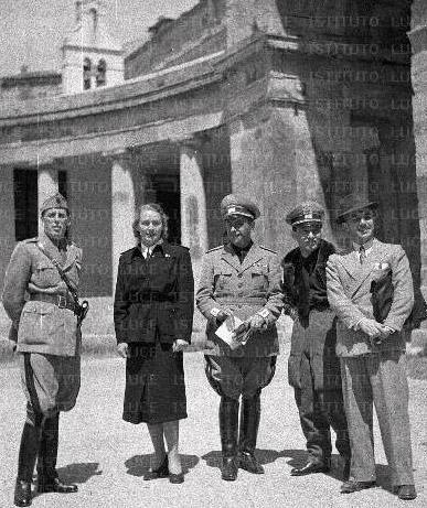 Η συνθηκολόγηση της Ιταλίας το Σεπτέμβρη του 1943