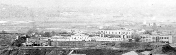 Φυλακές Κερκύρας: Ιταλική κατοχή και Ακτίνα Θ΄