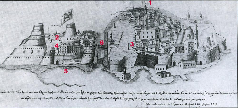 11 Νοέμβρη 1718: «…έπεσεν αστραποπελέκι …»