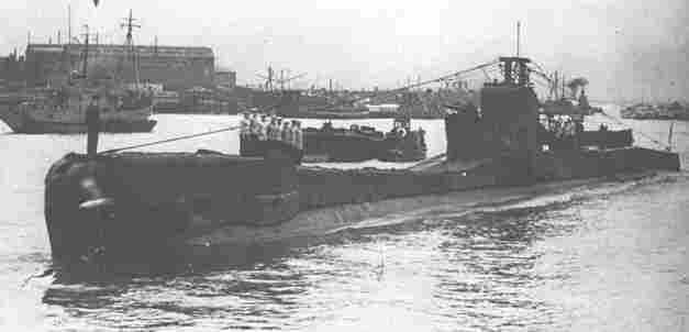 Η επίθεση του H.M.S. TORBAY στο λιμάνι της Κέρκυρας στις 4 Μάρτη του 1942