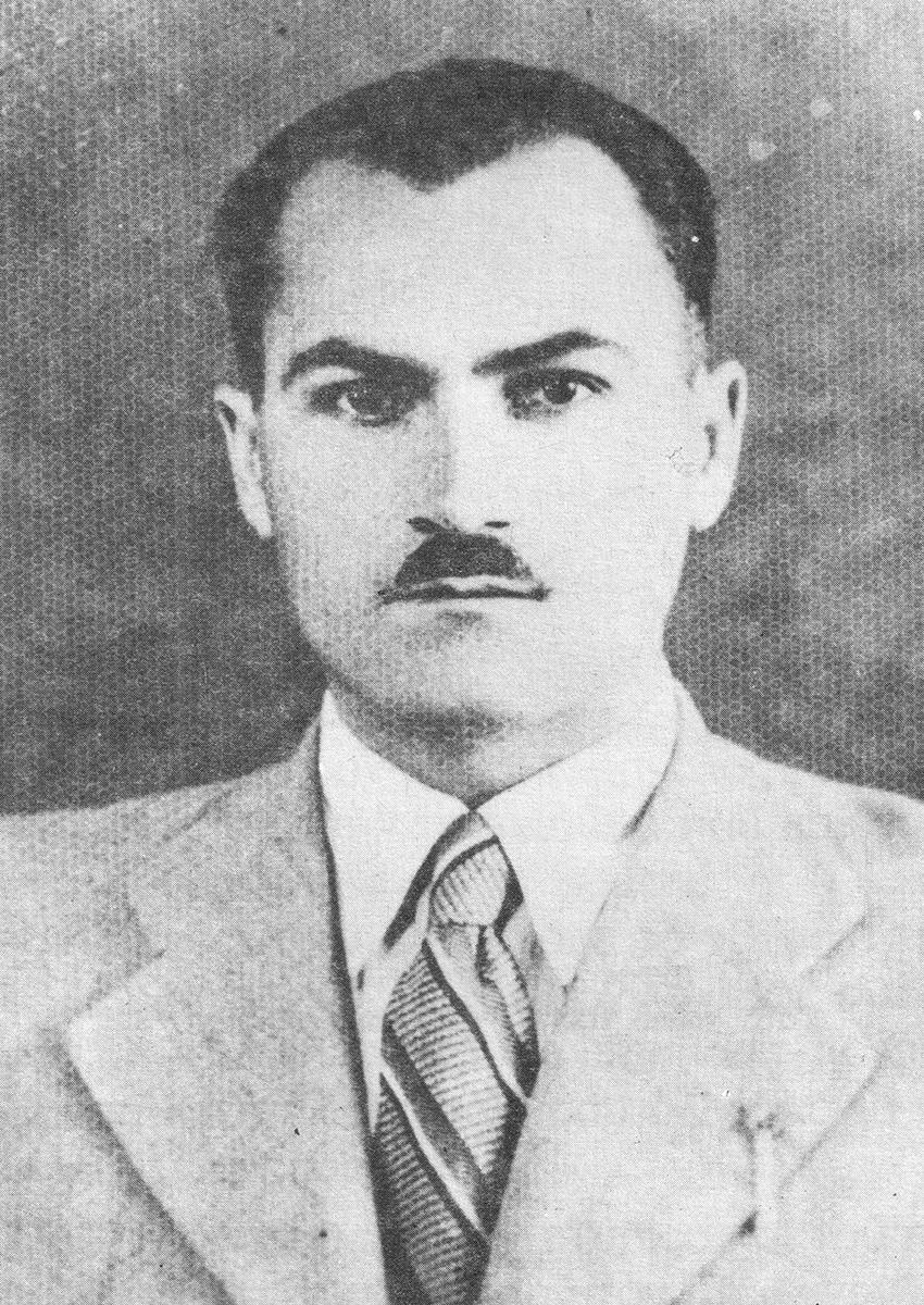 Παναγιώτης Γίδας (1910-1945)