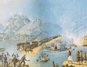 Το πέρασμα του Όθωνα από την Κέρκυρα