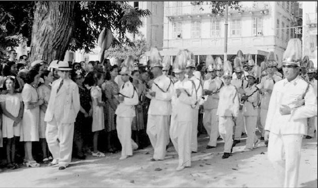 H λιτανεία της 11ης Αυγούστου 1942