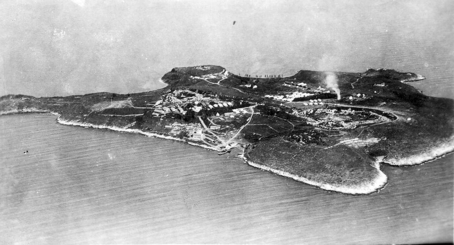 28 Απρίλη 1916: το σέρβικο στρατόπεδο στο Βίδο