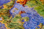 Η Κέρκυρα στον Διάδρομο των Γεωγραφικών Χαρτών του Βατικανού