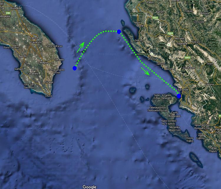 Τελευταίες κινήσεις της Βαριάς Αρμάδας πριν τη ναυμαχία