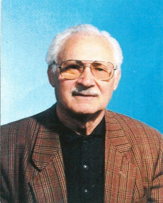 Ο συγγραφέας Λουκιανός Ζαμίτ