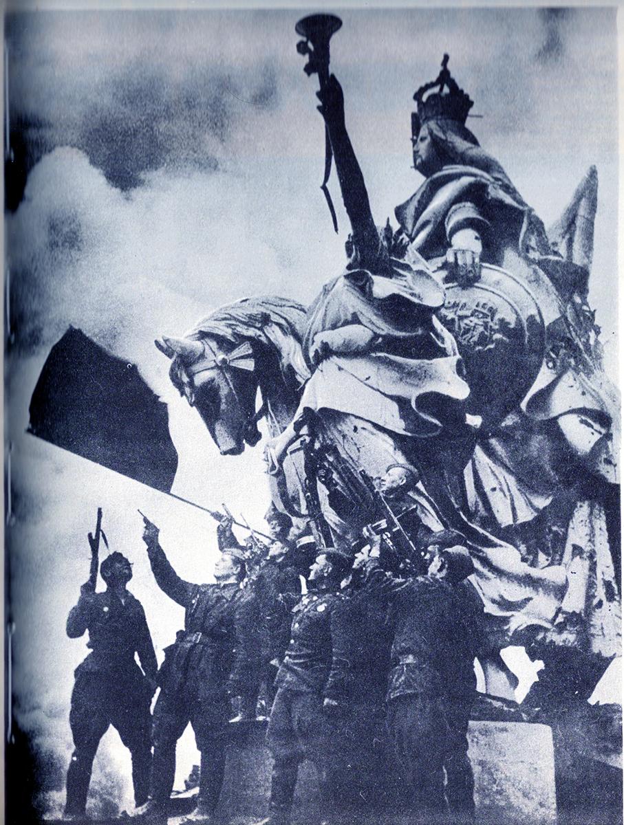 9 Μάη 1945: Η κόκκινη σημαία κυματίζει στο Ράιχσταγκ