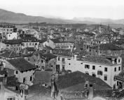 Μερική άποψη της πόλης στα τέλη του 19ου αιώνα
