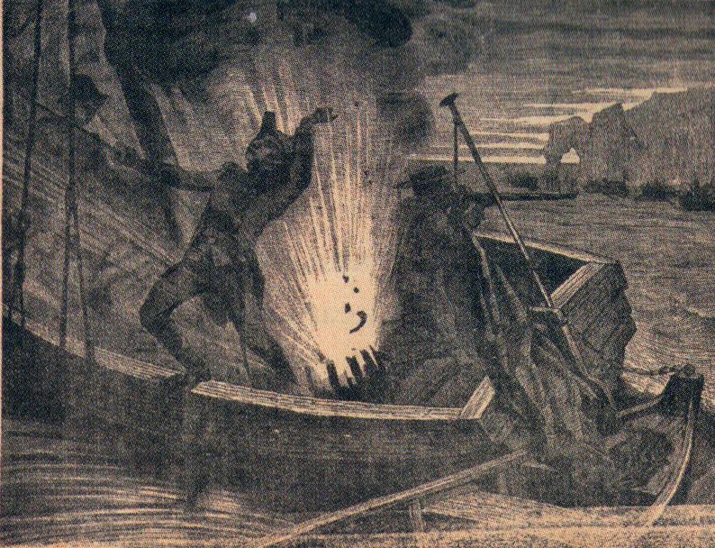 Ο τραυματισμός του Dufour στην Κέρκυρα τον Ιούνη του 1813