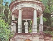 Ένα σπασμένο άγαλμα στο Αχίλλειο